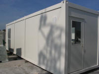 Technikcontainer 30'