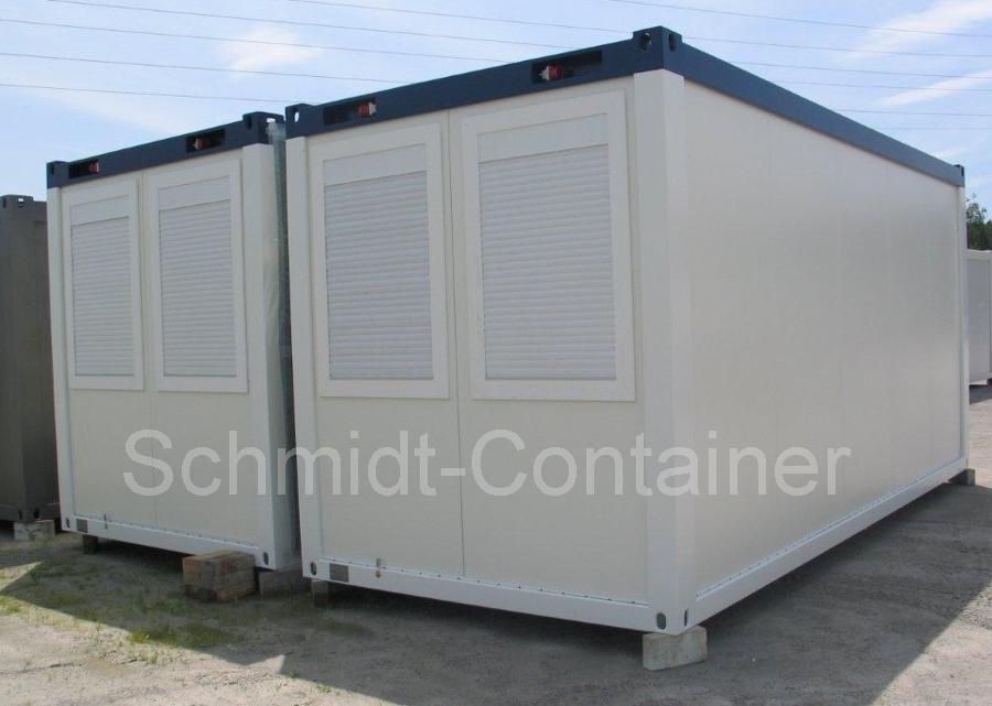 b rocontainer kaufen neu raummodul und b rocontaineranlage duoanlage f r 39 s b ro b romodul. Black Bedroom Furniture Sets. Home Design Ideas