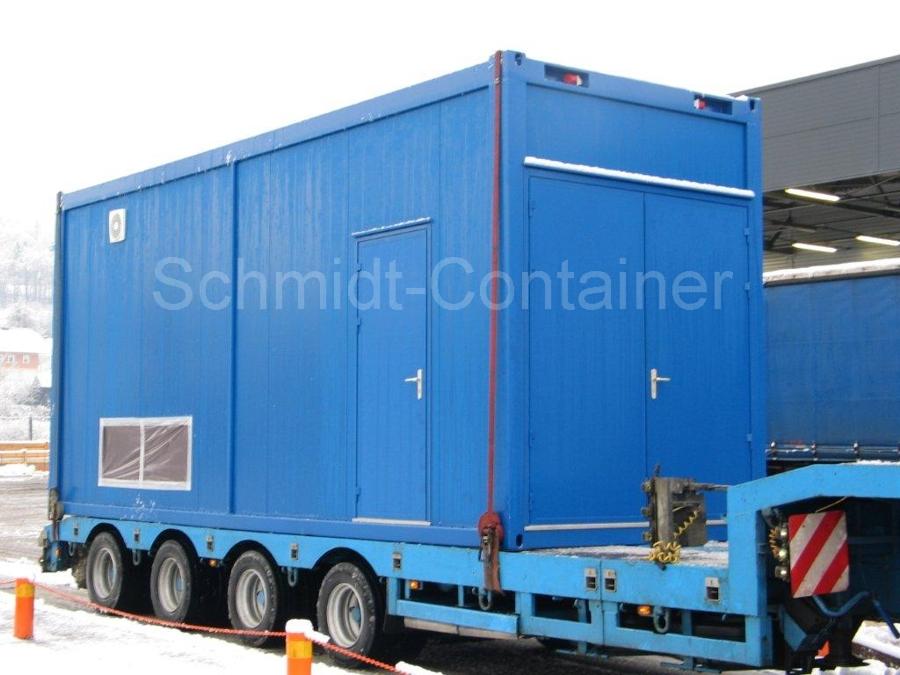 technische container technikcontainer technikmodul container f r technische einbauten von. Black Bedroom Furniture Sets. Home Design Ideas